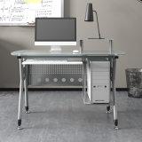 [هوم وفّيس] زجاجيّة حاسوب طاولة مع حديثة شكل لأنّ [ستثدي رووم]