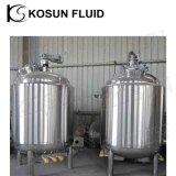 Matériel de mélange de mélangeur de produit chimique de pente d'Industrial&Food d'acier inoxydable