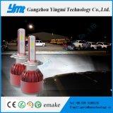 Phare avant auto H4 H7 H12 9005 9006 C6 Lampe LED pour voiture