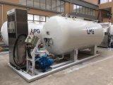 5-60 pattino di capienza GPL di Cbm per i veicoli ed il cilindro di cottura