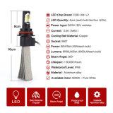 9007 phares de 4000lumens 36W 6000k DEL pour des véhicules