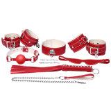Sm Product Luxury Padded Bloqueado 7PCS Bondage Kit Sex Toy Witn Cuff