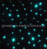 Luz de Starcloth da fibra óptica