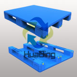 1200X1000 Asrs gebruikten hoofdzakelijk Rackable en Stapelbare Plastic Pallet voor Verkoop