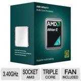 Procesador X3 460 de AMD Athlon II