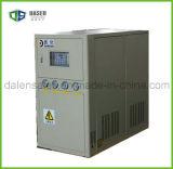 Réfrigérateur simple de compresseur de l'eau de vis refroidi par air