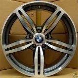 복사 M6 알루미늄 합금 바퀴 BMW 차 변죽