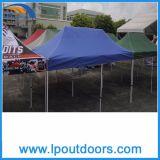 يعلن يطوي خيمة عرض يتاجر عرض ظلة