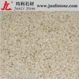 G682 bon marché Rusty Yellow Granite Tile Slabs pour Kitchen, Paving