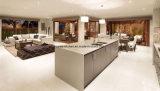Het hoge Glanzende Moderne Meubilair van de Keukenkast