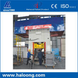 Haloongの出版物機械製造者の手回し締め機の製造業者の打つ機械価格