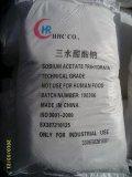 Acetato de sodio / ácido acético / Sodio Sal / Trihidrato / anhidro