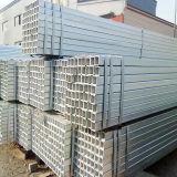 Sale caliente Galvanized Square Steel Pipe para Construction etc