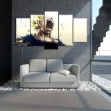 Напечатанная холстина Mc-065 изображения плаката печати декора комнаты печати холстины картины шарика z супер Saiyan дракона Vegeta