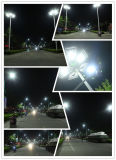carcaça solar ao ar livre da iluminação de rua do diodo emissor de luz 80W com mais baixa luz