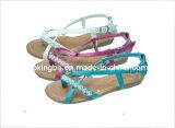Chaussures de poussoir de dames (KB-240)