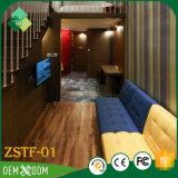 Het neo-Chinese Meubilair van het Hotel van de Slaapkamer van de Stijl in het Hout van de Teak (sy-03)