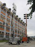 torre clara do diodo emissor de luz 6*450W