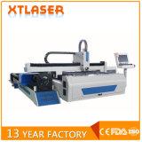 Laser quadrado redondo chinês da fibra da máquina do cortador de tubulação do metal da máquina de estaca 500W do laser da câmara de ar 750W 1000W