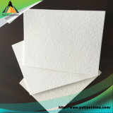 Refractario de alta temperatura de papel térmico de fibra de cerámica