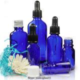 20% fora do frasco de vidro líquido azul do conta-gotas da venda 30ml E