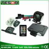 Remote bidireccional Vehicle Starter con Color Toca-Screen Display (TS11)