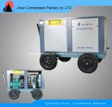 De diesel Gedreven Draagbare Compressor van de Lucht