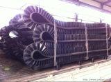 탄광을%s 물결 모양 측벽 컨베이어 벨트