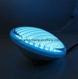具体的なポリプロピレンのプールのための厚いGlass/PVC LED PAR56のプールライト使用