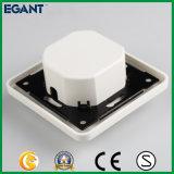 Amortiguador ligero europeo 220V del estándar LED