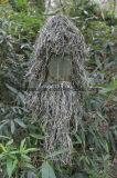 Vestito militare di Ghillie del terreno boscoso per i tiratori franchi e la polizia