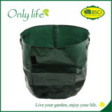 La verdura di riciclaggio durevole della presa di Onlylife pp coltiva il sacchetto