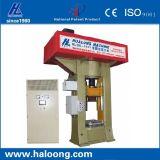 Haloong machen refraktäre Feuer-Ziegelstein-Einheiten Ziegelstein-Pressmaschine feuerfest