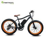 """"""" bici eléctrica de la montaña gorda del neumático 26 con el motor del engranaje 1000W"""