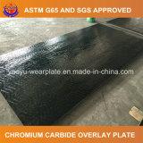 グレーダーの刃のためのクロムの炭化物の摩耗の版