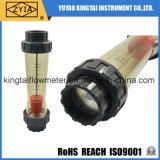 Rotamètre de l'eau de flotteur d'acier inoxydable de PVC Fiting de qualité