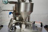 背部シーリングトマトのりの磨き粉の液体のパッキング機械