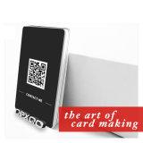 Карточка подарка PVC офсетной печати цвета оптовой цены 4 пластичная с различным печатание Barcode и номера