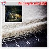 Cellulosa carbossimetilica del CMC del grado granulare di estrazione mineraria dell'inibitore di lancio del raccoglitore della pallina
