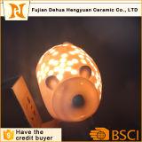 Lumière en céramique Shaped de nuit de souris