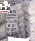 Het industriële Schilderen van het Gebruik en het Met een laag bedekte Dioxyde van het Titanium