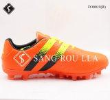 Горячий ботинок футбола людей способа сбывания