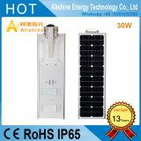 Integriertes LED Solarstraßenlaternedes Spitzenhersteller-für im Freienbeleuchtung