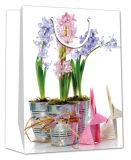 인기 상품 유럽에 있는 좋은 니스 꽃 디자인 선물 패킹 부대