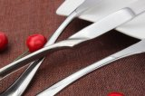 Jogo por atacado da cutelaria do aço inoxidável do jantar da linha aérea da HOME do restaurante do hotel do Flatware