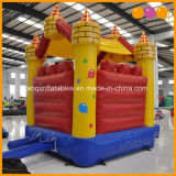 Горячее сбывание скача раздувной оживлённый замок для игрушки малышей (AQ516)