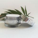 Frasco de creme acrílico quente das vendas 50g para o empacotamento do cosmético (PPC-NEW-130)