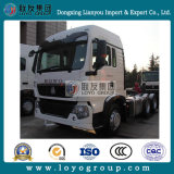 Caminhão do trator de China Sinotruk HOWO T5g 10wheel