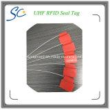 Etiqueta interurbana del lacre de la frecuencia ultraelevada RFID de la lectura