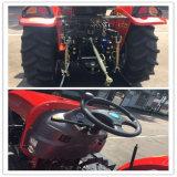 55HP農業機械のディーゼル農場かまたは庭またはコンパクト耕作するか、または芝生のトラクター